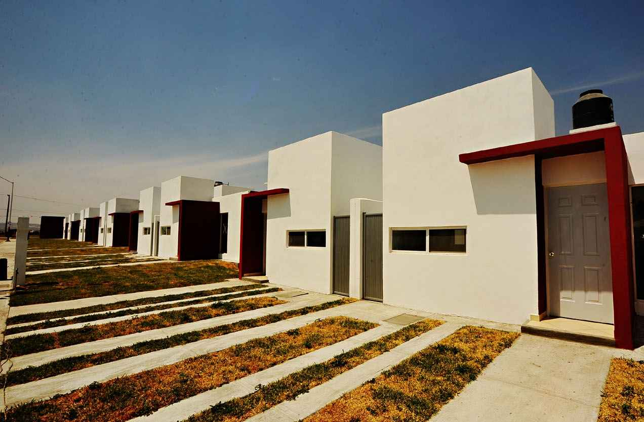 Entrega sedatu acciones de vivienda en bc portal for Vivienda arquitectura