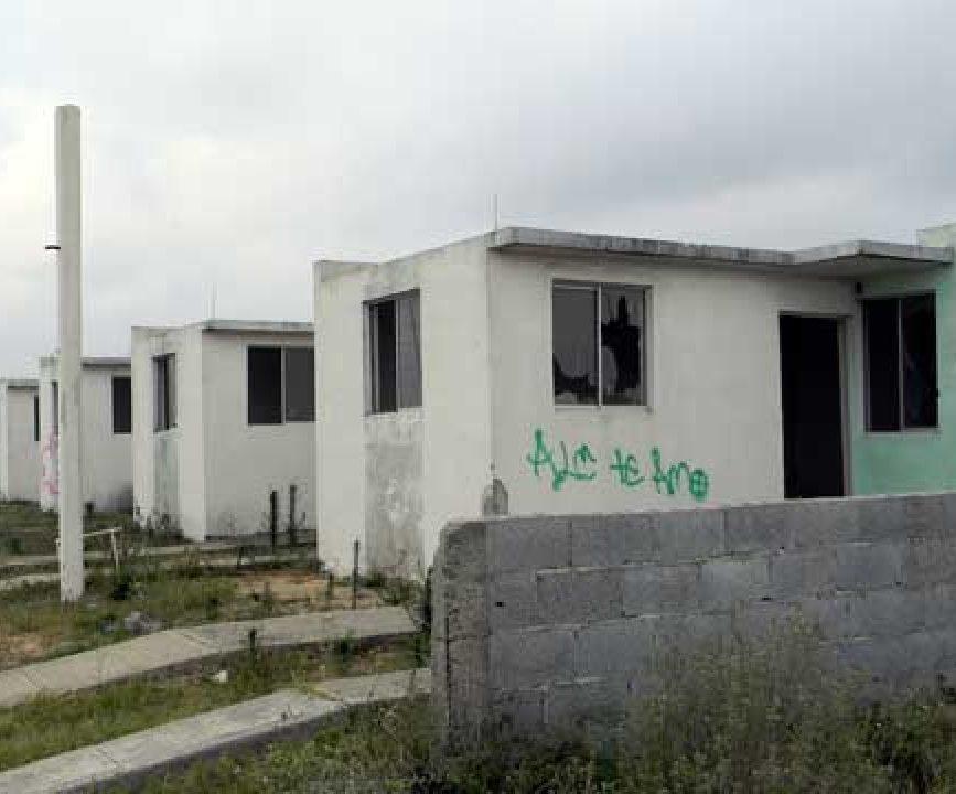Buscan que viviendas abandonadas sean rehabilitadas en Durango