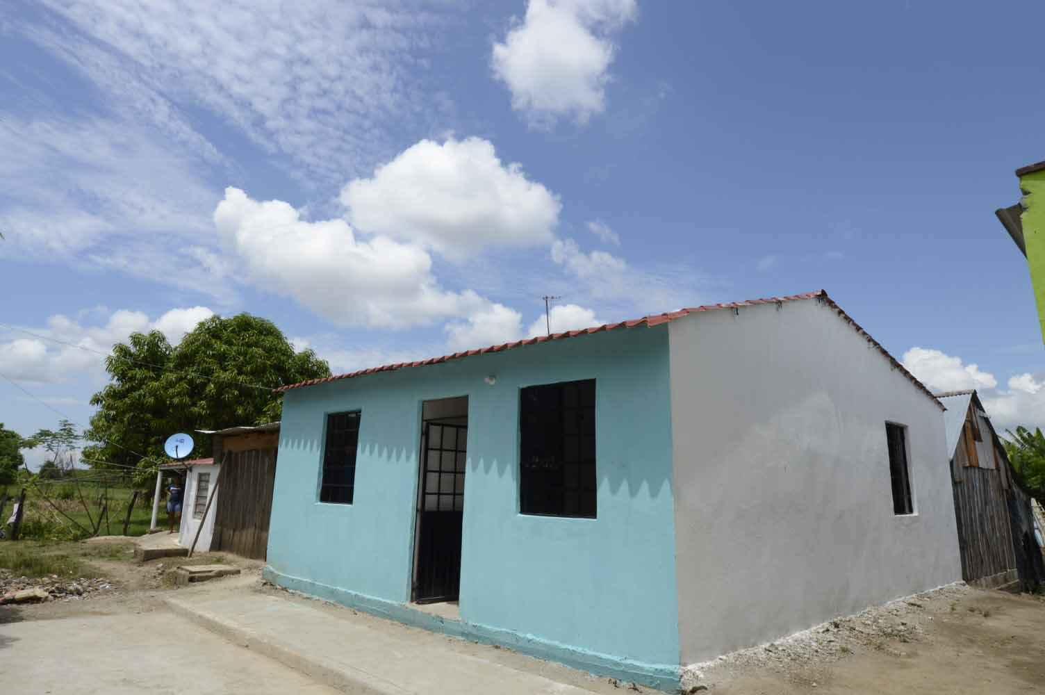 Invierten en crear vivienda digna en Tabasco