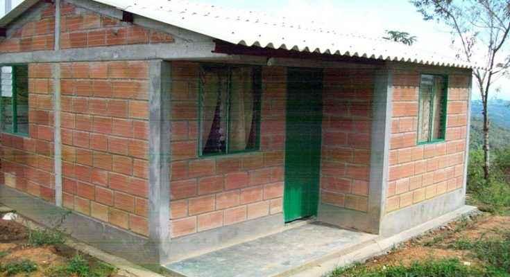 Activan programa de vivienda rural en durango portal - Diseno casas rurales ...