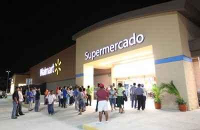 Walmart amplió su presencia con 22 tiendas