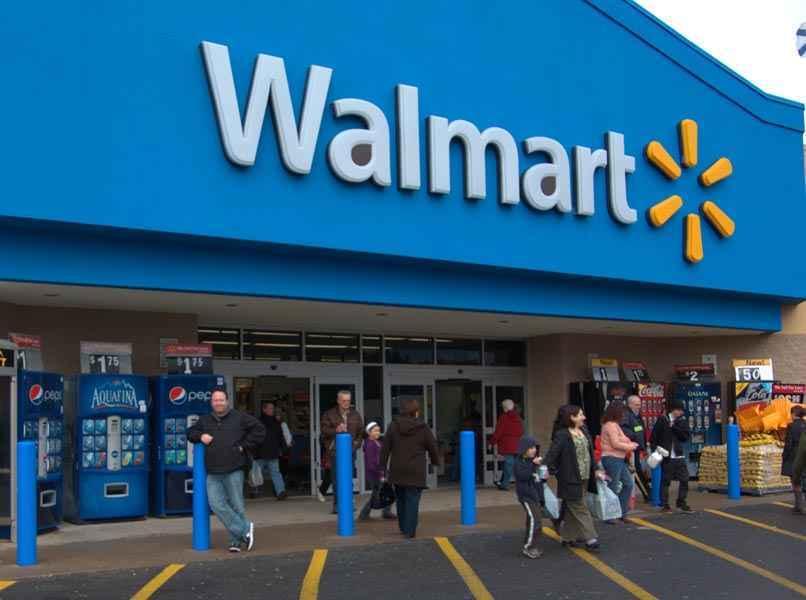 Walmart inauguró 13 tiendas durante julio