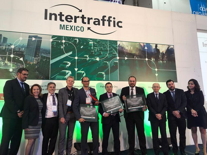 Intertraffic premiará a profesionales de la industria de la movilidad