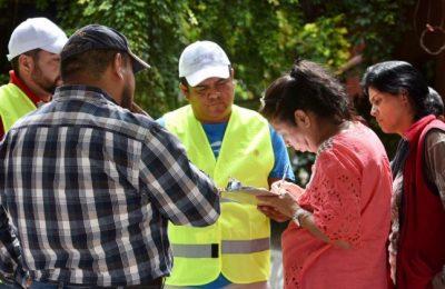 Arquitectos e Ingenieros evaluarán casas con daños menores en Morelos