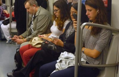 Instalan internet gratuito en Línea 1 del Metro