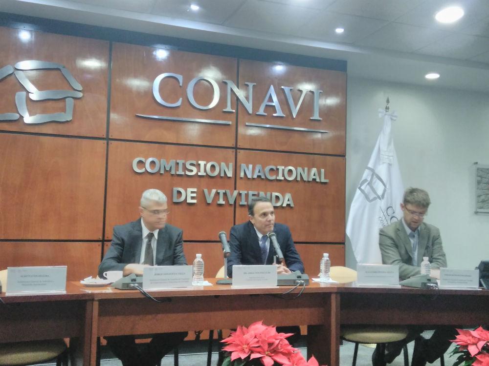 Invertirá Conavi 2,000 mdp para atender a no afiliados