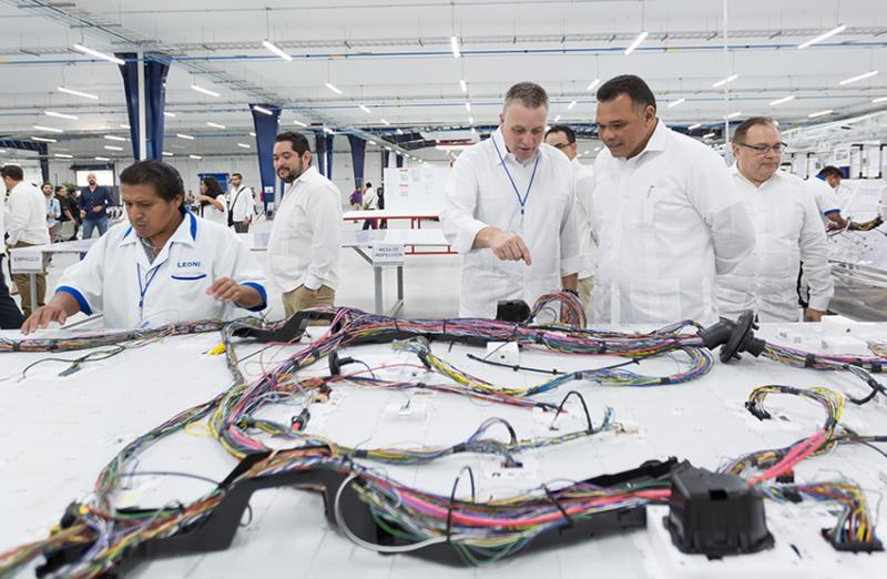 Yucatán destaca logros en inversiones industriales