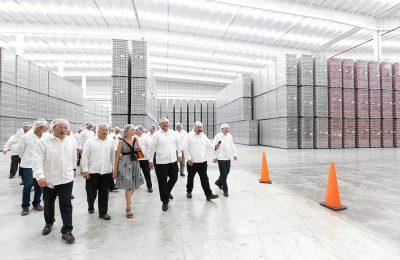 Yucatán es de las entidades con mayor crecimiento industrial