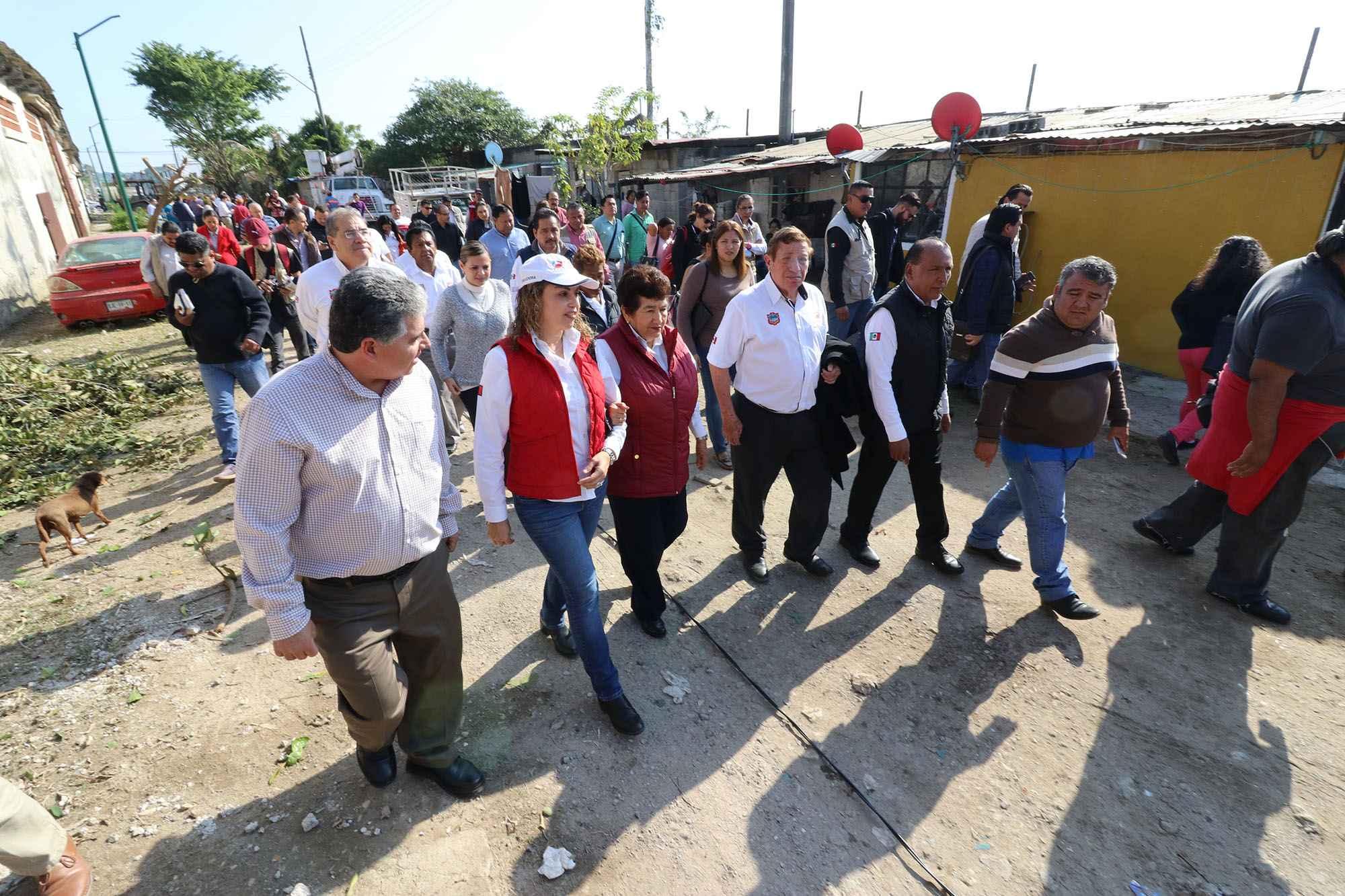 Supervisan rehabilitación de Isleta Pérez