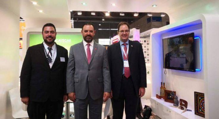 Buscan inversionistas internacionales para Zacatecas