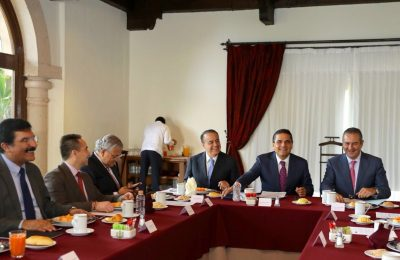 AFDZEE y Michoacán alistan convocatoria para administrador