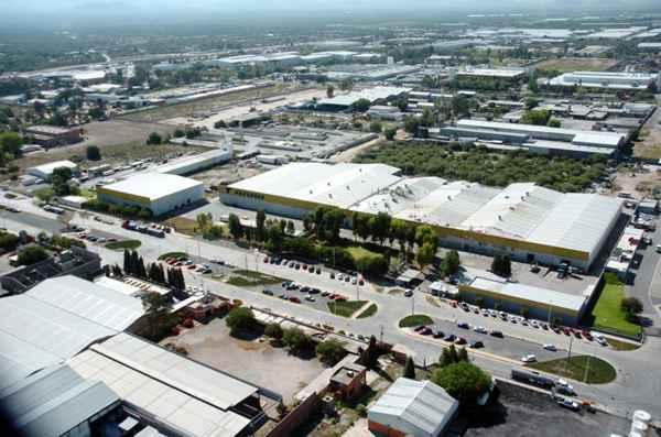 Mejora situación de zonas industriales en Reynosa